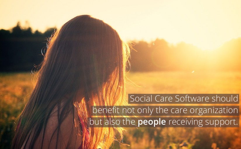 How Social Care Software Works For Social Care Organizations