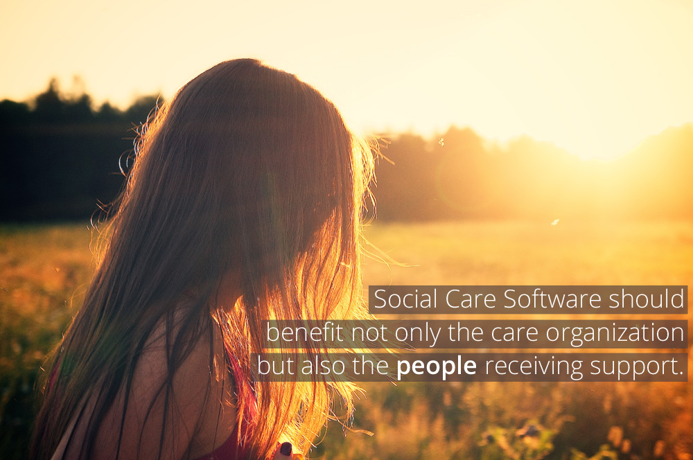 AgileCase, social care software, case management for children and adult care organisations